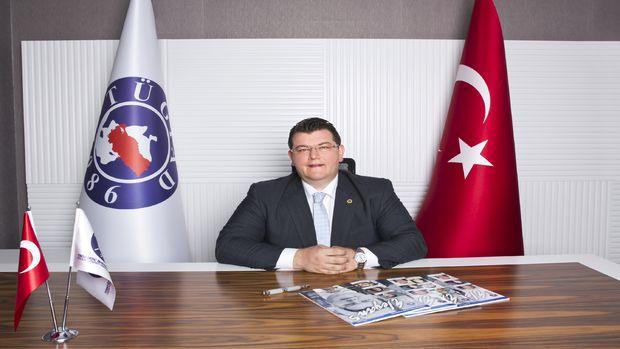 """Naslı: """"İSO 500'e giren Ankaralı firmalarımızı tebrik ediyorum!"""