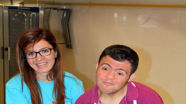 Hilton İstanbul Bomonti'nin Down sendromlu gençlere desteği ödüllendirildi!