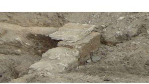 Osmaniye'de site inşaatından tarih fışkırdı!