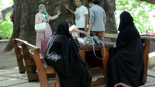 Arap turizmi Karadenize kaydı, Bursanın hedefi şaştı!