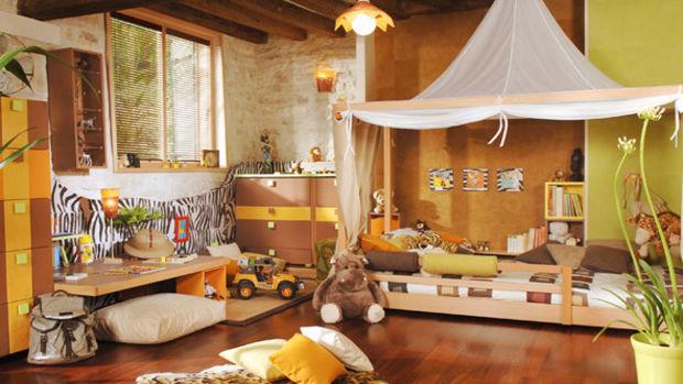 Çocuk odası nasıl eğlenceli hale getirilir?
