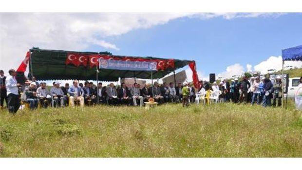 Erzurum'da meralar şenleniyor!