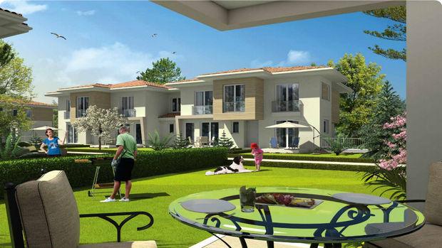 Bahçeşehir Dekar Asmalı Bahçeler'de yüzde 1 KDV! Minimum 541 bin 360 TL!