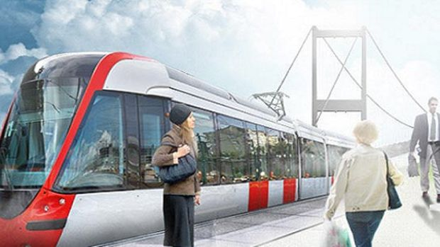 İstanbul metro ve tramvay hattı aktarma istasyonları!
