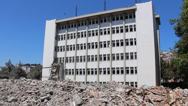 MİT binaları yıkılıyor!