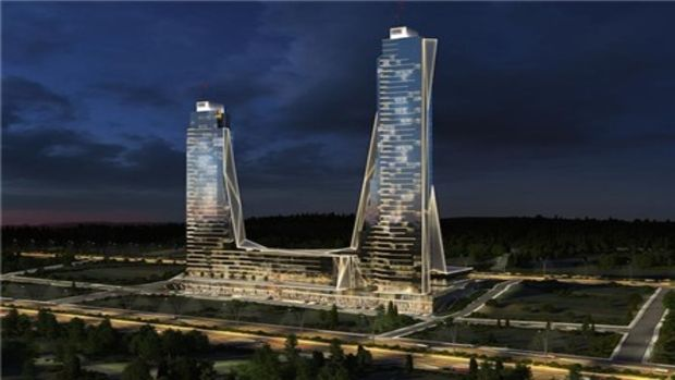 Çankaya Elmar Towers 197 bin TL'ye ev!