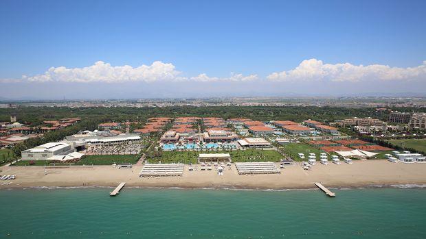 'Güral Premier Hotel Belek' 150 milyon liralık yatırımla yeniden doğdu!