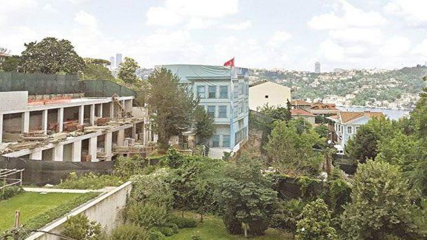 Reza Zarrab, tarihi binalarda yasadışı kat çıkıp istediği gibi restore ediyor!