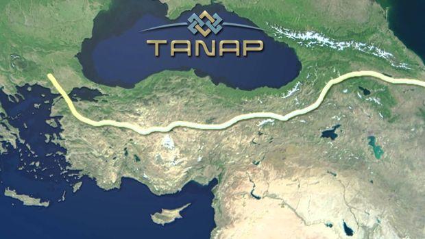 TANAP projesinde bir ihale daha belirlendi!