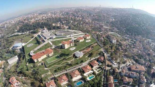 Vahdettin Köşküne Boğaza nazır VIP mezarlık!