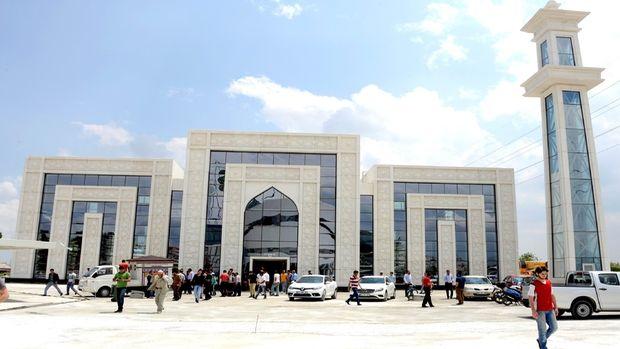 Merama bin 800 kişilik cami!