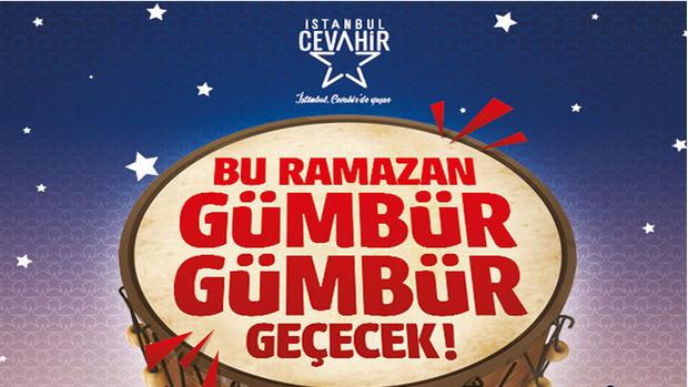 """Ramazan, Cevahir AVM'ye """"gümbür gümbür"""" geliyor!"""