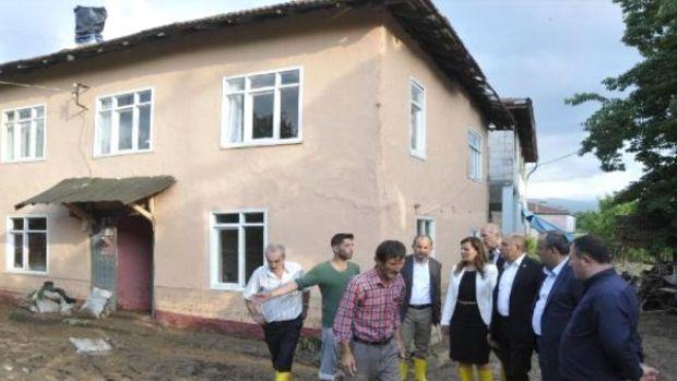 CHP milletvekilleri 8 ay sonra selin ikinci kez vurduğu Eşmede incelemede!