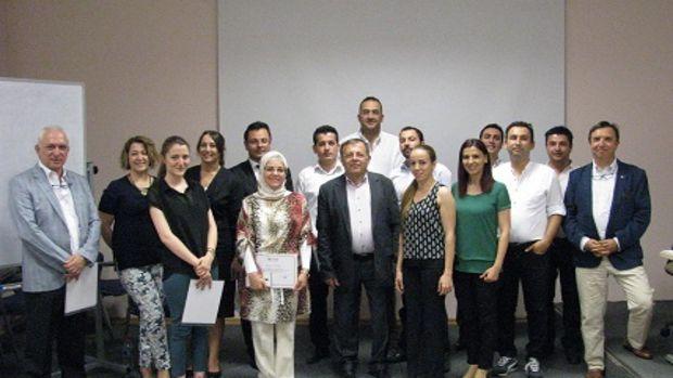 AYD'in 2. Dönem eğitimleri Gaziantep'te tamamlandı!