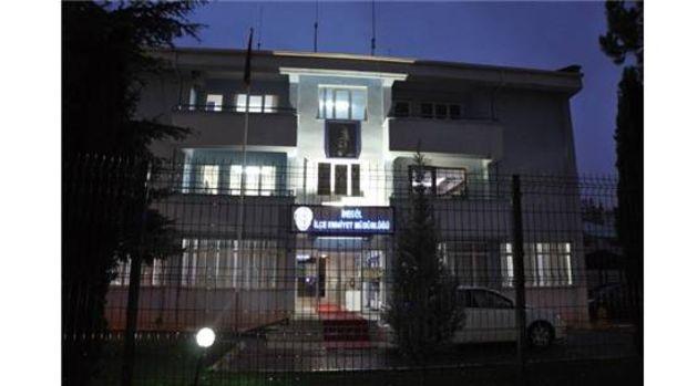 İnegöl yeni emniyet binası projesi Tokiye teslim edildi!