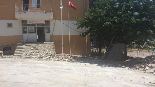 Musabeyli İlçe Entegre Hastanesi restorasyonu başladı!