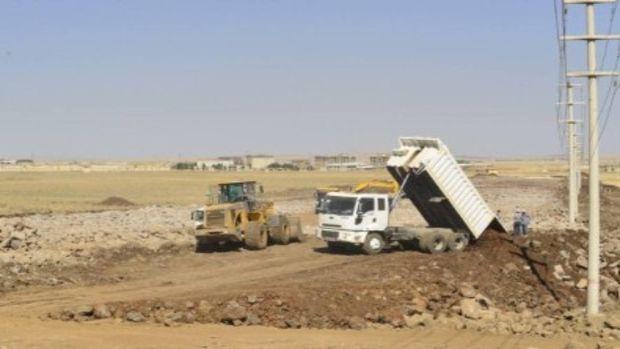Diyarbakır Büyükşehir Belediyesi yol çalışmalarını hızlandırdı!