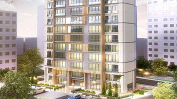 Caddebostan Sunset Park'ta 3+2 daire 1 milyon 300 bin dolara!