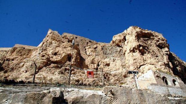 Mardin Kalesinin halka açılması için imza kampanyası başlatıldı!