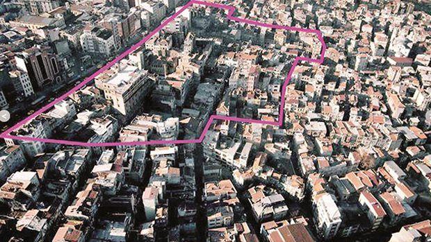 İstanbul'da bu bölgeye Danıştay'dan ret!