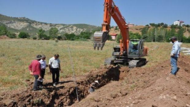 Tunceli Belediyesinden altyapı çalışmaları!