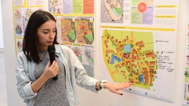 Üniversite öğrencileri, Beylikdüzüne üç köy üç meydan tasarlıyor!