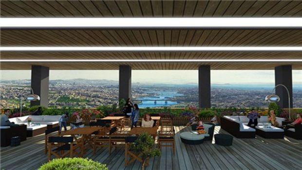Haliç Panorama Evleri'nde 300 bin TL'ye! Aralık 2015'te teslim!