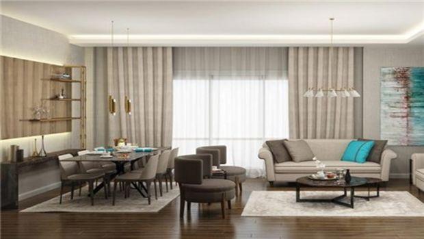 Sofa Loca daire fiyatları! Yüzde 1 peşinatla! 60 ay 0 faizle!