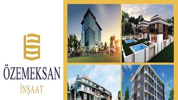 Özemeksan İnşaat'tan İzmirde 4 yeni proje satışta!