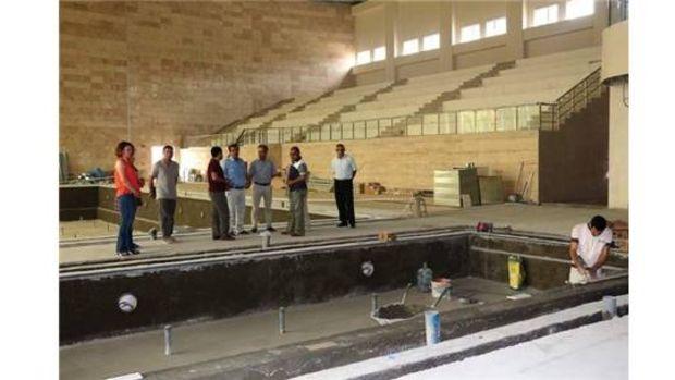 Amasya Üniversitesine 10 milyon TLlik yüzme kompleksi!