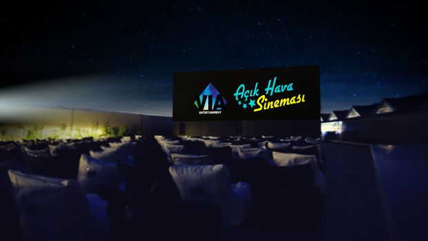 Viaport Marina'da yıldızların altında sinema şöleni!