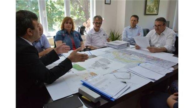 Muradiyede imar revizyon planı revize ediliyor!