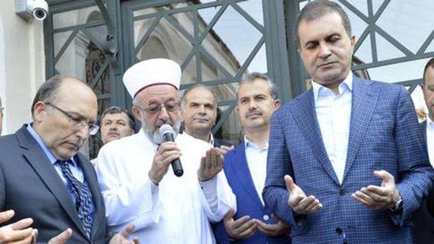 Aziz Mahmut Hüdayi Türbesi'nin restorasyonu tamamlandı!