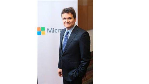 Microsoft İngiltere Genel Müdürü Özmen: Türk şirketlerini ingiltereye taşımak en büyük hedefim!