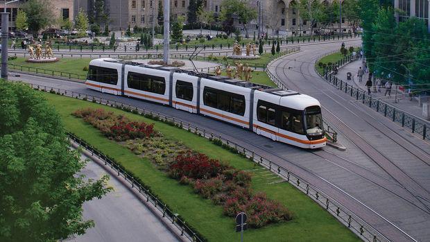 Hindistanlılar, Eskişehirin tramvayını örnek aldı!
