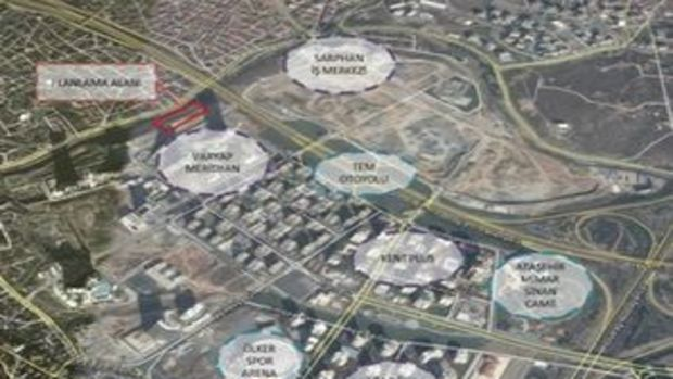 Küçükbakkalköy İller Bankası arazisi imar planı kesinleşti!