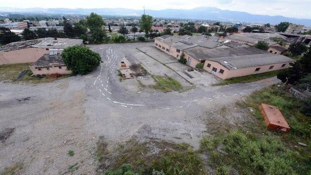Bursa Yıldırım'da yeni spor tesisi!