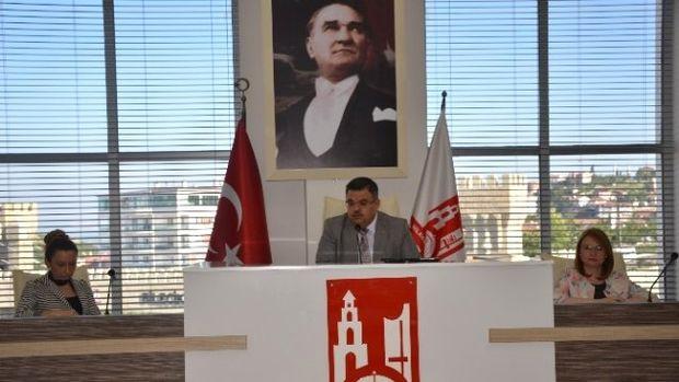 Bilecik Belediyesi Temmuz ayı meclis toplantısını gerçekleştirdi!