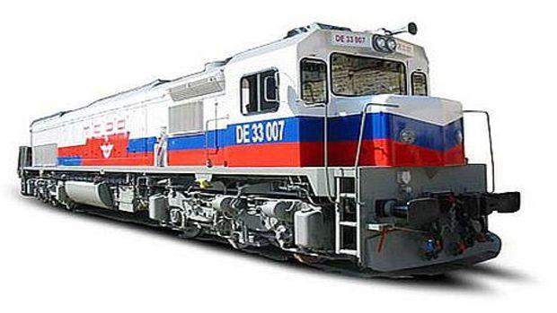 İlk milli elektrikli lokomotif test sürüşlerine başladı!