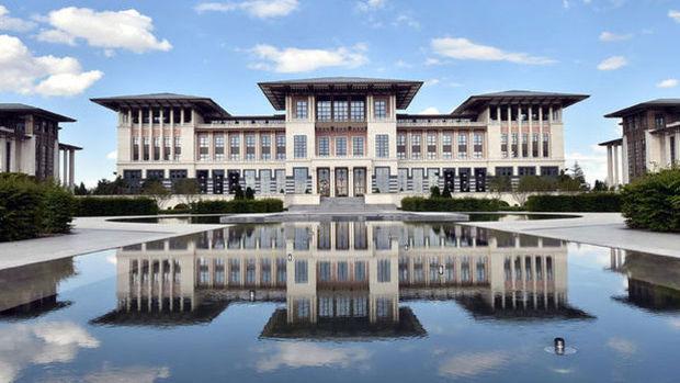 Cumhurbaşkanlığı Sarayı'nın adı değişti!