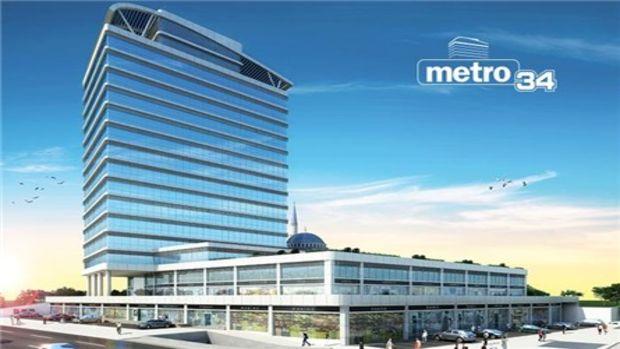 Metro 34 Başakşehir metrekaresi 5 bin TL! Yeni proje!