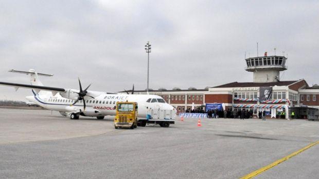 Eskişehir Anadolu Havalimanı'nın adı değişti!
