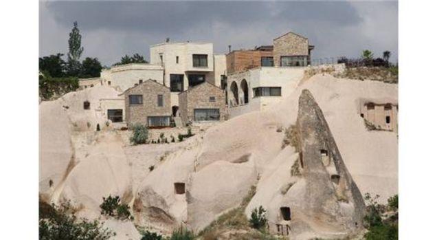 Kapadokyada silueti bozan otellerin mühürleneceği iddiası!