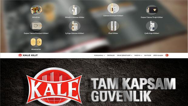 Kale Kilit İnternet Sitesi yenilendi!