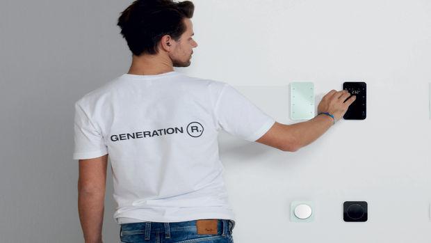 Berker'den Ödüllü Tasarım: R Touch Serisi!