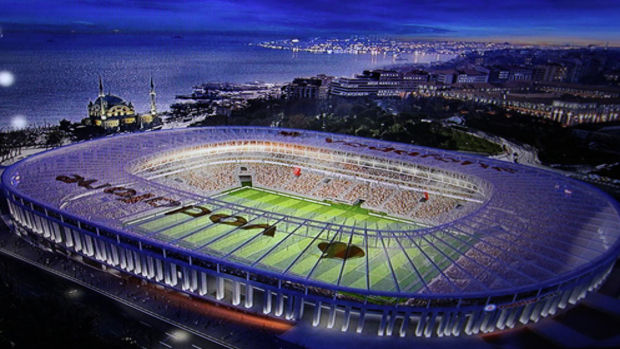 Vodafone Arena bitiş tarihi belli oldu!