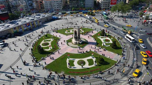 Taksim Meydanı ve Gezi Parkı birleşiyor!-