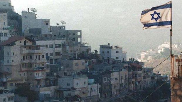 Müslüman kabristanına Yahudi yerleşim birimi!
