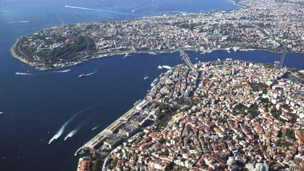 Kruvaziyer Limanı'ndan İsranbul'a  1 milyar dolar!