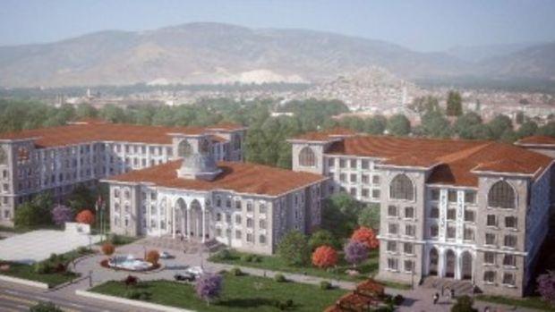 Adıyaman'da yeni hükümet binasının ihalesi yapıldı!